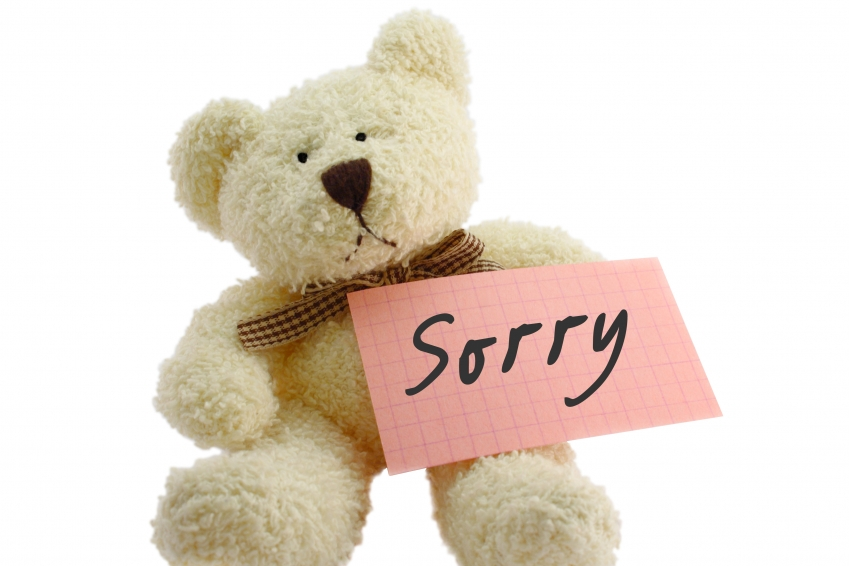 How to apologize after an affair?