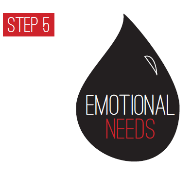 Step 5 - Emotional Needs - The Infidelity Recovery Institute